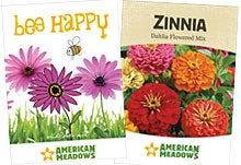 Special Occasion Flower Seed Packets
