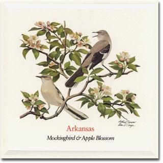 Flower Order on Arkansas State Flower And State Bird