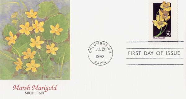 Michigan State Flower and Bird
