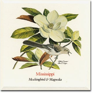 Mississippi State Flower and Bird