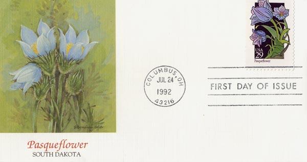 South  Dakota State Flower and Bird