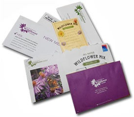 Seed Packet Promotions - Mailer