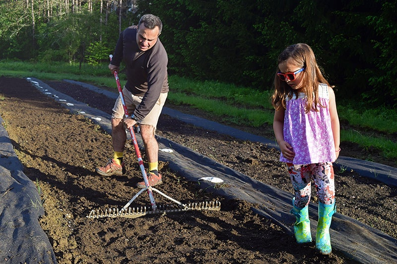 May Gardening Chores - Planting Wildflowers
