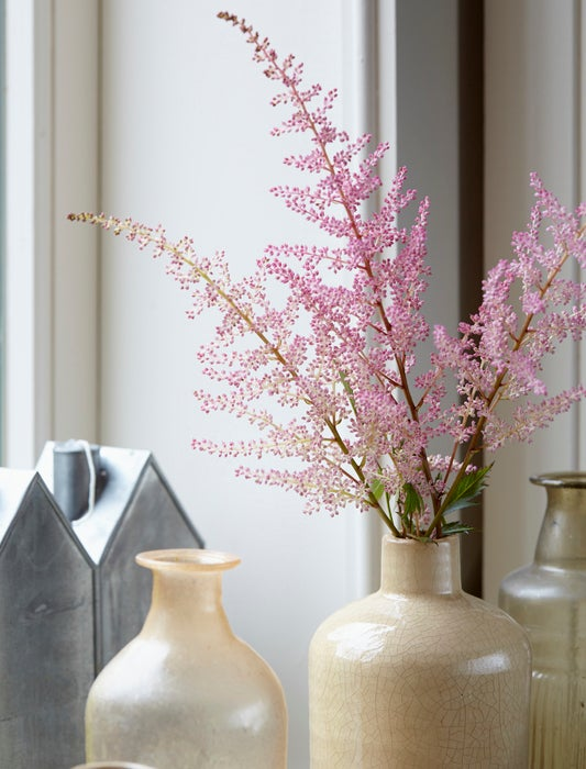 astilbe cut flower arrangement