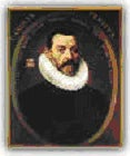 Portrait of Carolus Clusius