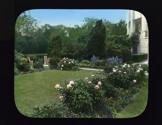 white house southeast garden