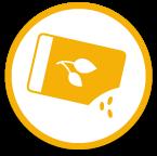 Milkweed Seed Icon