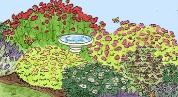Pre Planned Garden