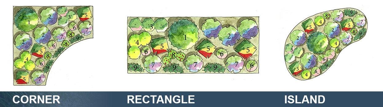 Drought Tolerant PrePlanned Garden – Pre Planned Drought Tolerant Garden