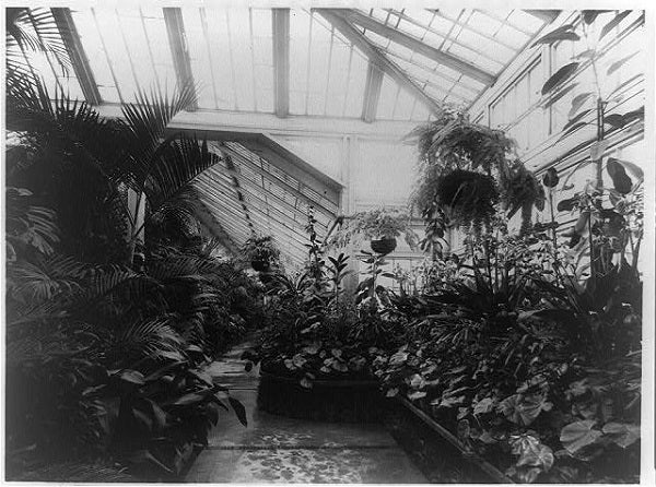 conservatory in white house